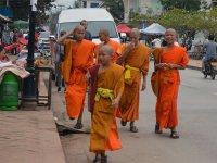 Vientiane and Luang Prabang