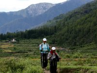 Bhutan Cultural Walking Tour