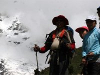 Jhomolhari-The Mother Goddess Mountain Trek of Bhutan