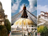 Bhutan, Nepal and Tibet in one adventure
