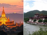 A Classic Journey of Myanmar and Bhutan