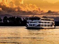Irrawaddy River Cruise Downstream