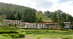Drubchu Resort Punakha
