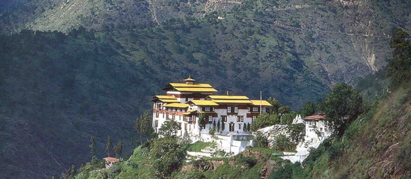 Places and Sights of Bhutan