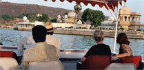 udaipur boating