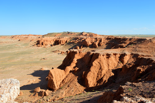 Mongolia South Gobi and Lake Khovsgul Tour