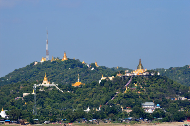 Myanmar Places and Sights