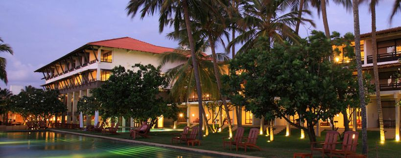 Jet Wing Beach Hotel Negombo