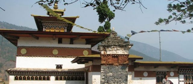 Chimi Lakhang Temple