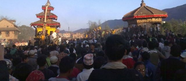 Nepali New Year and Bisket Jatra